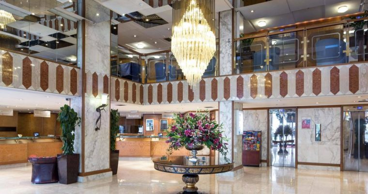 [London] 3rd Trip : Danubius Regent's Park Hotel