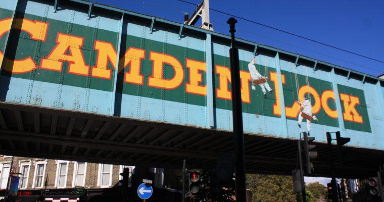 [London 2014] Abbey Road, Little Venice, Camden Town