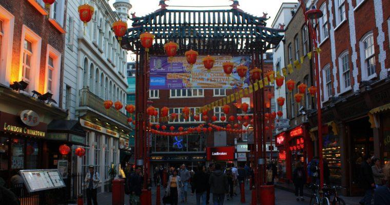 [London 2014] Le centre touristique, Part. I