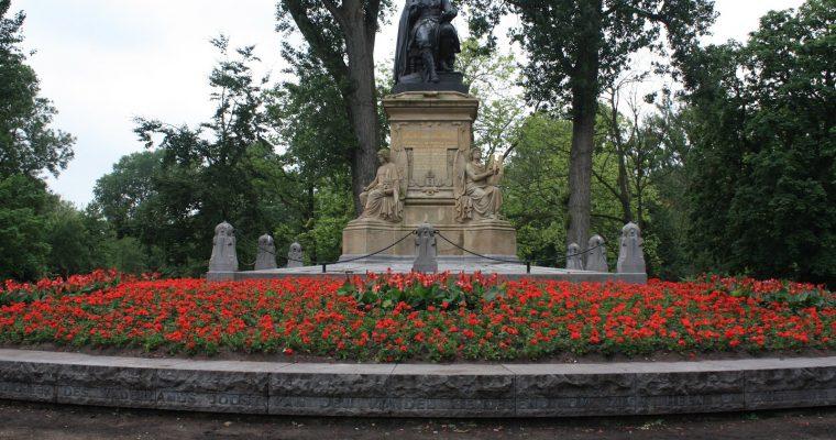 [Amsterdam] Vondelpark, Jardins du Rijksmuseum, Bateau-Mouche