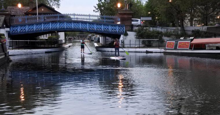 [London 2018] Little Venice et Paddington Basin
