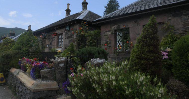 [Écosse] Road Trip pt. 1 : du Loch Lomond à Oban