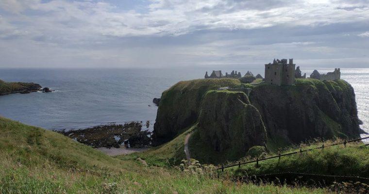 [Écosse] Road Trip pt. 5: de Stonehaven à Edimbourg