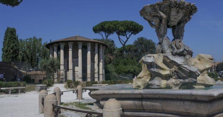 [Rome] Centre historique Pt. III, Trastevere et Parco del Gianicolo