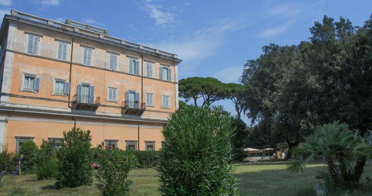[Rome] Villa Celimontana, anciennement la Villa Mattei