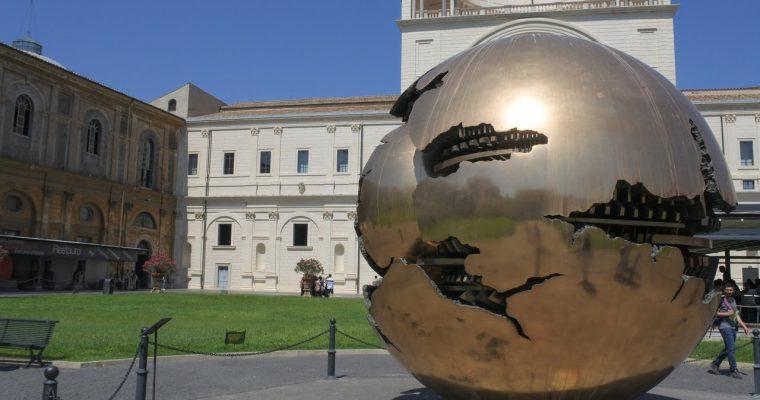 [Rome] Vatican – Musées, place et basilique Saint-Pierre