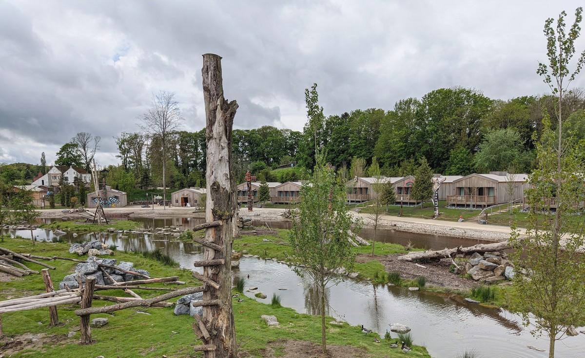 village resort pairi daiza